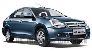 Обзор Nissan Almera