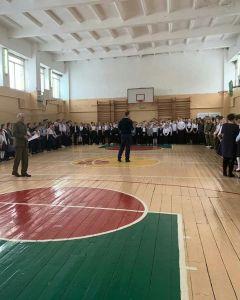Внеплановая практическая отработка плана эвакуации школы