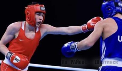 Чемпион мира по молодежи из Казахстана Сабыржан Аккалыков