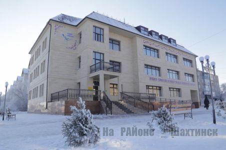 В Шахтинске открыли художественную школу в новом здании