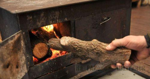 Как отопить баню дровами?