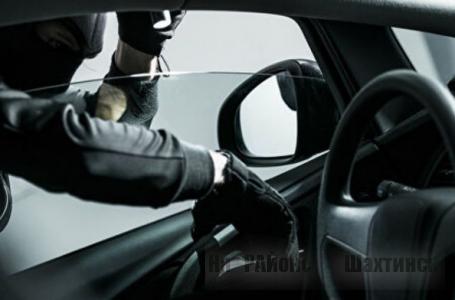Автоугонщика на BMW задержали в Шахтинске