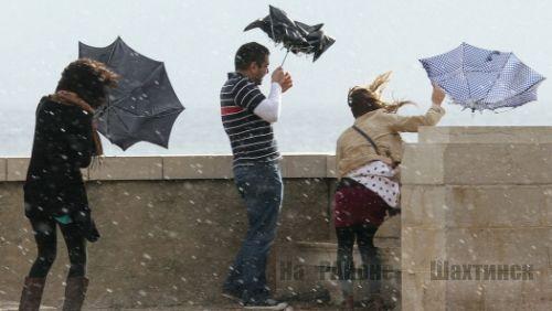 Предупреждение об опасных и стихийных явлениях погоды