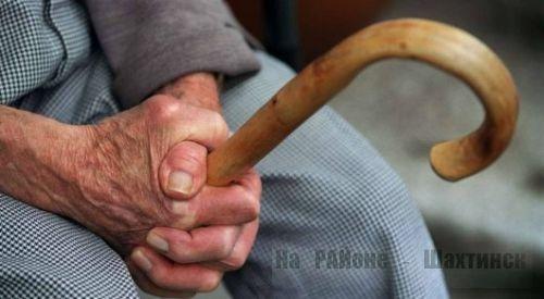 Сосед забил до смерти 90-летнего старика из-за пенсии
