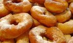 Воздушные пончики на кефире всего за 15 Минут