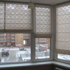 Выбираем шторы для оформления балконного блока
