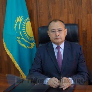 Поздравление Акима Шахтинска с 1 мая