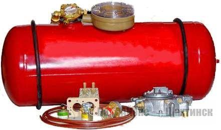 В МВД разъяснили процедуру установки газобаллонного оборудования