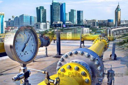Газ поступит в 120 поселков и 3 крупных города Карагандинской области.