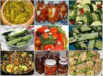 9 хороших рецептов для засолки