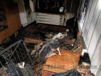 Мужчина погиб при пожаре в Шахтинске