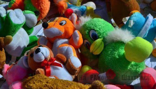 Благотворительная акция  «Ярмарка игрушек»