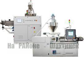 Линия по производству ПВХ-изделий, шнек экструдера, червяк для экструдера