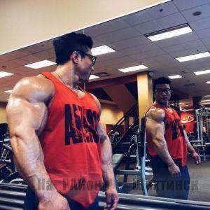 Правила роста мышц рук