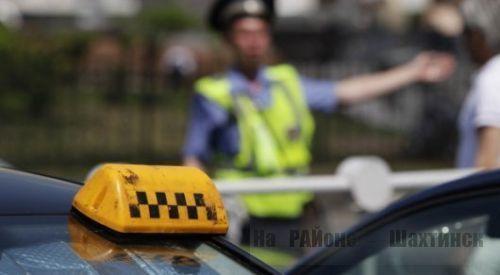 Жителя Шахтинска задержали за убийство женщины-таксиста.