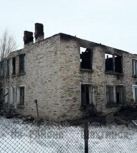 В результате пожара без крыши над головой остались шесть семей