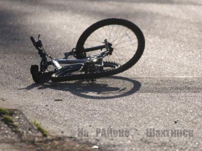 Эвакуатор сбил девочку на велосипеде