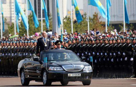 Парада в честь 9 мая в Казахстане не будет.