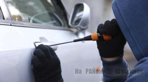 Шахтинские полицейские нашли авто, угнанное в Подмосковье