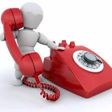Телефоны аварийных служб