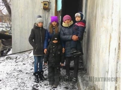 В совхозе Карагандинском 7 марта случился пожар