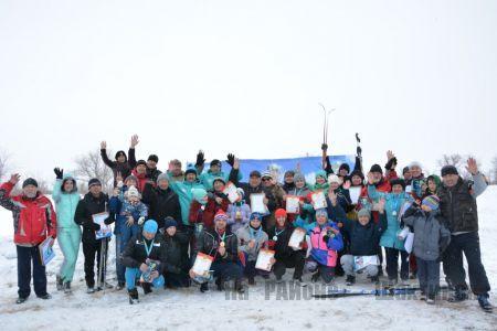 Лыжный фестиваль  «Шахтинск-2018»