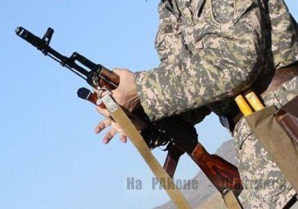 18-летний солдат-срочник найден мертвым