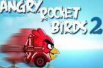 ГОНКИ  В ИГРЕ ANGRY ROCKET BIRDS 2