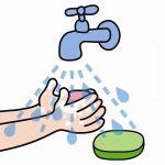 Удаляем запах с рук после пахучих веществ