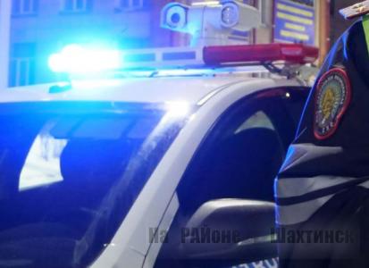 Лишенный прав пьяный водитель задержан в Шахтинске