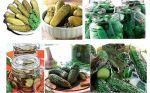 Несколько рецептов малосольных огурчиков