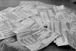 В квитанциях на комунальные услуги уберут личные данные.
