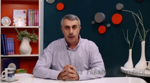 Евгений Комаровский доступно объяснил казахстанцам о менингите.