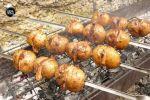 «Шашлык» из картошки