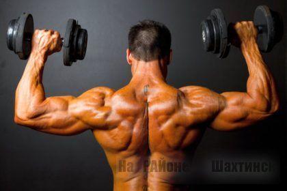 Широкие плечи — фирменный знак хорошего телосложения