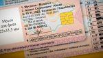 На следующей неделе стартует выдача водительских удостоверений нового образца.