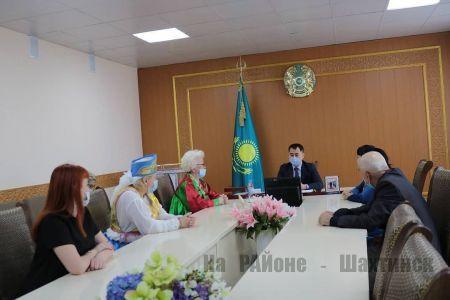 С Днем единства народа Казахстана!