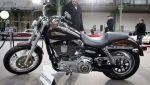 Мотоцикл Harley Davidson, принадлежащий папе Римскому Франциску, был продан