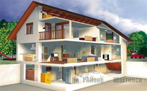 Свой дом - Функциональность