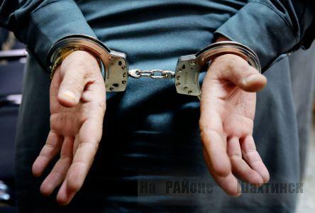 Жителя Шахтинска арестовали за неуважение к суду