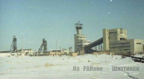 Возгарание на шахте